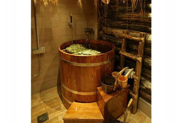 Сибирская баня - Фото №5