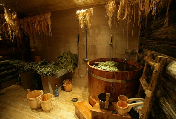 Сибирская баня - Фото №0