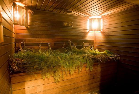 Сибирская баня - Фото №3