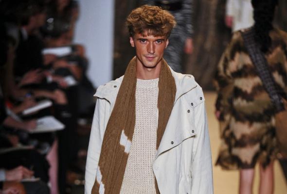 Корнер мужской одежды Michael Kors вЦУМе - Фото №1