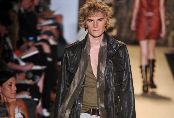 Корнер мужской одежды Michael Kors вЦУМе - Фото №2