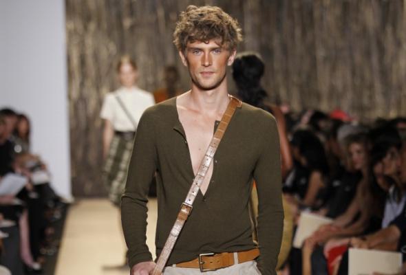 Корнер мужской одежды Michael Kors вЦУМе - Фото №0
