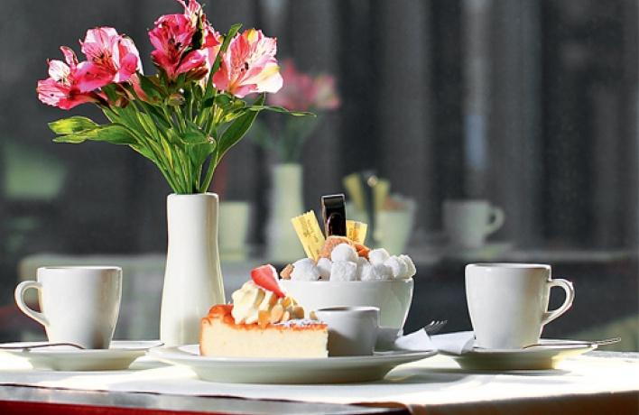 Завтраки в«Зингеръ»