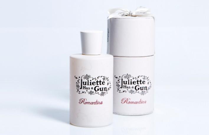 Романо Риччи создал новый аромат Romantina