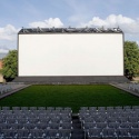 Вгородских парках начнут показывать кино