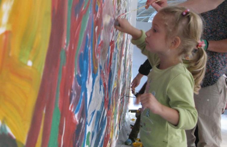 Детские творческие каникулы