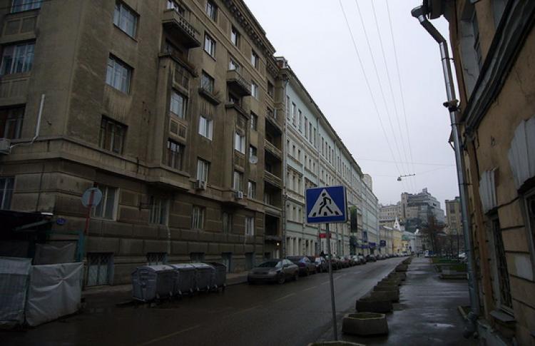Газетный переулок
