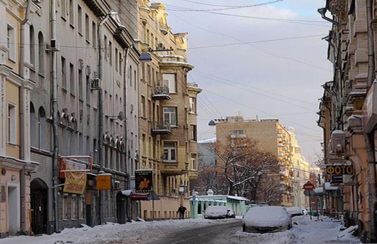 Гусятников переулок