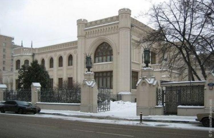 Архитектура посольских зданий