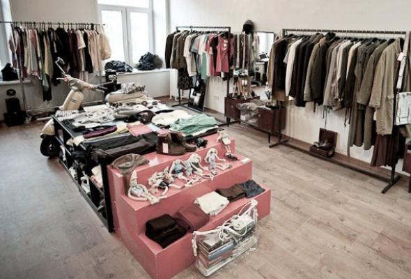 5магазинов савангардными брендами - Фото №3