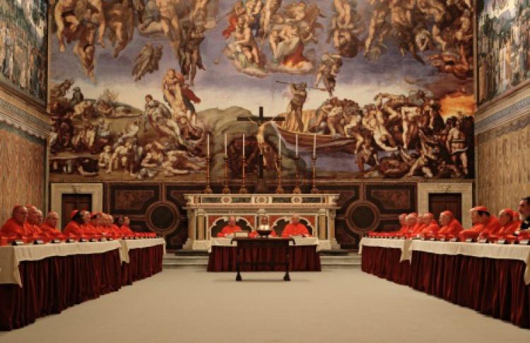 «Унас есть Папа» Нанни Моретти вРоссии покажут только вДоме Кино