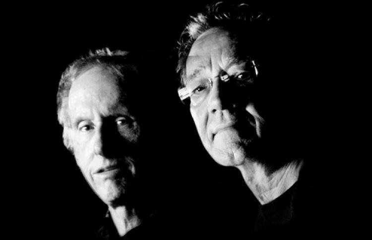 Рэй Манзарек и Робби Кригер (The Doors)