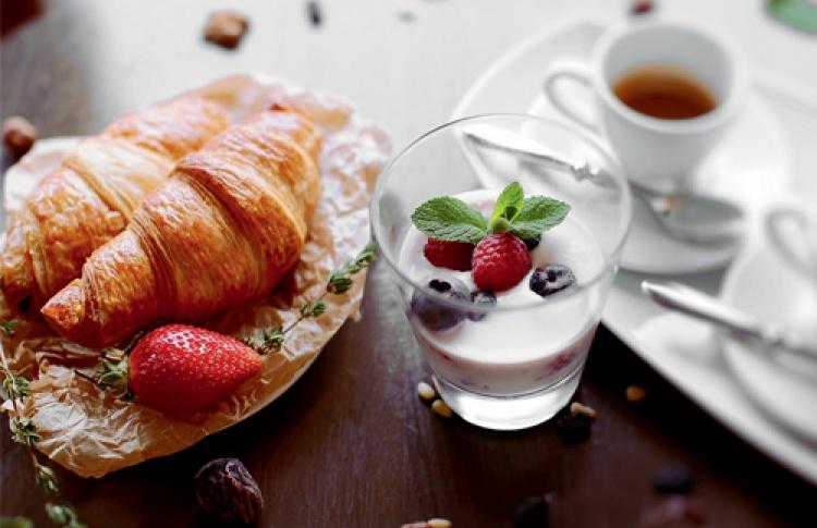 Завтраки вProbka