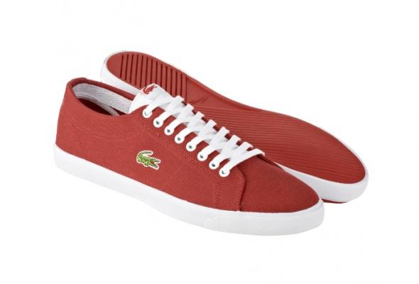 Lacoste представил новые модели обуви иаксессуаров влинии Sportswear - Фото №5