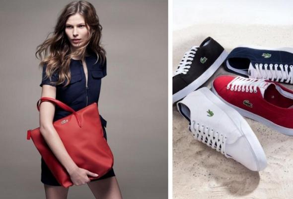 Lacoste представил новые модели обуви иаксессуаров влинии Sportswear - Фото №0