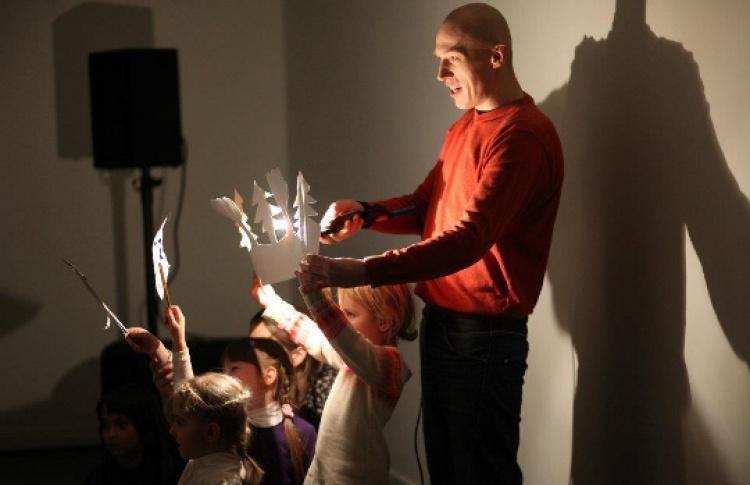 Театральный праздник для детей и родителей