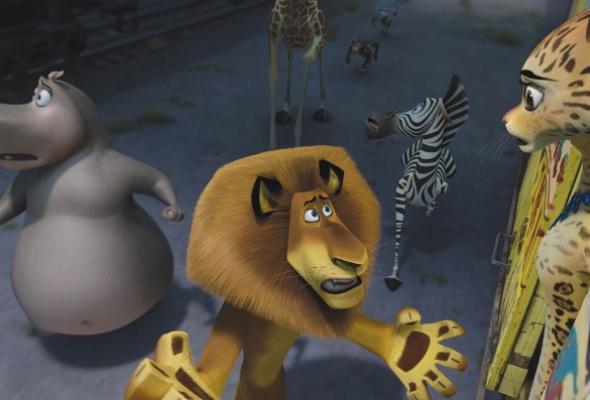 Мадагаскар 3 - Фото №2