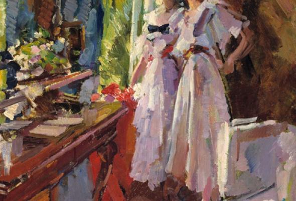 Константин Коровин «Живопись. Театр» - Фото №1