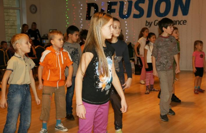 День открытых дверей для детей вD-FUSION Коньково