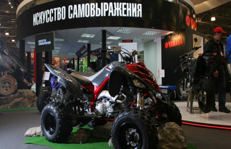 Moscow Custom & Tuning Show