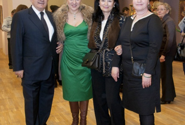 Фоторепортаж свернисажа Коровина - Фото №16
