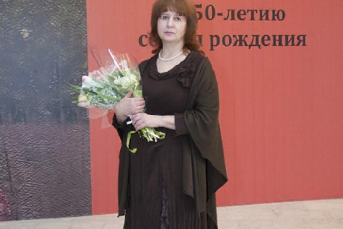 Фоторепортаж свернисажа Коровина