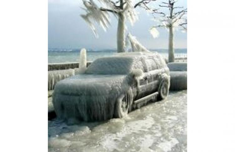Глобальное потепление или глобальное похолодание?