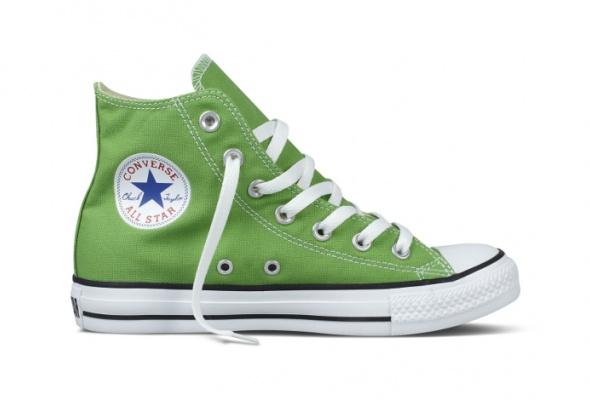 Converse обновил линейку кед Chuck Taylor All Star - Фото №0