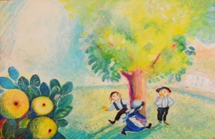 Детская иллюстрация: сказочный мир Кади Молодовской и И.Б.Зингера