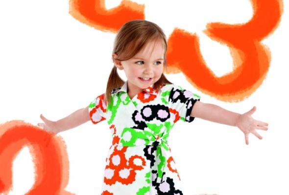 Диана фон Фюрстенберг придумала коллекцию для GAP Kids - Фото №0