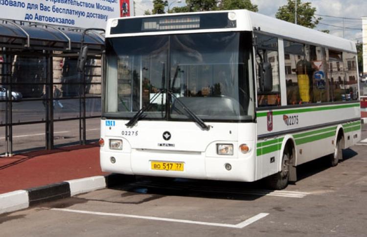 Вавтобусах появился бесплатный интернет