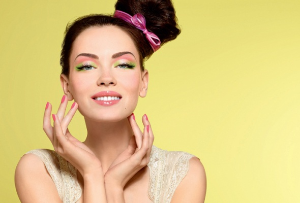 Весенняя коллекция макияжа отBourjois - Фото №0
