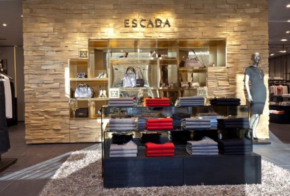 Флагманский бутик Escada открылся в«Украине» - Фото №0