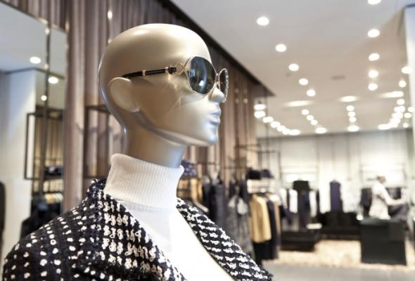 Флагманский бутик Escada открылся в«Украине» - Фото №4
