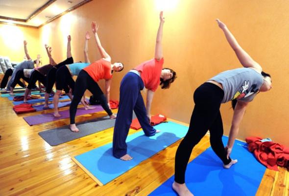 5лучших йога-школ вгороде - Фото №1