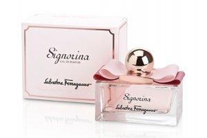 Salvatore Ferragamo представил новый женский аромат Signorina