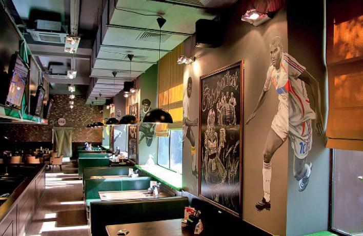 Ресторанная Галерея
