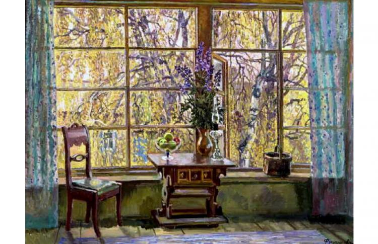 Млада Финогенова «Солнце в доме»