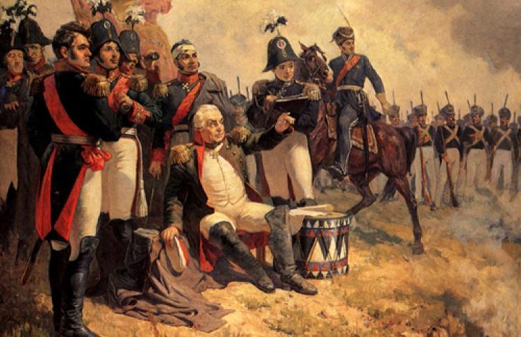 Отечественная война 1812 года. Бородинское сражение