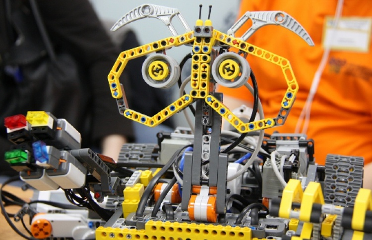 Олимпиада Лего-роботов