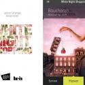 Приложение White Night Shopping для iPhone
