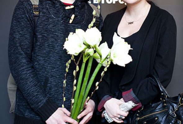 Гости «Золотой маски»: 3апреля, Театр им. Пушкина - Фото №25