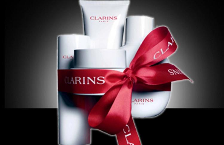 Уникальная акция от Clarins