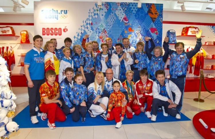 Олимпийская коллекция «Cочи 2014»