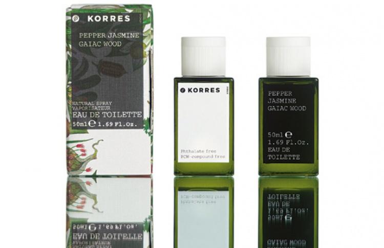 Акция для красоты волос от Korres