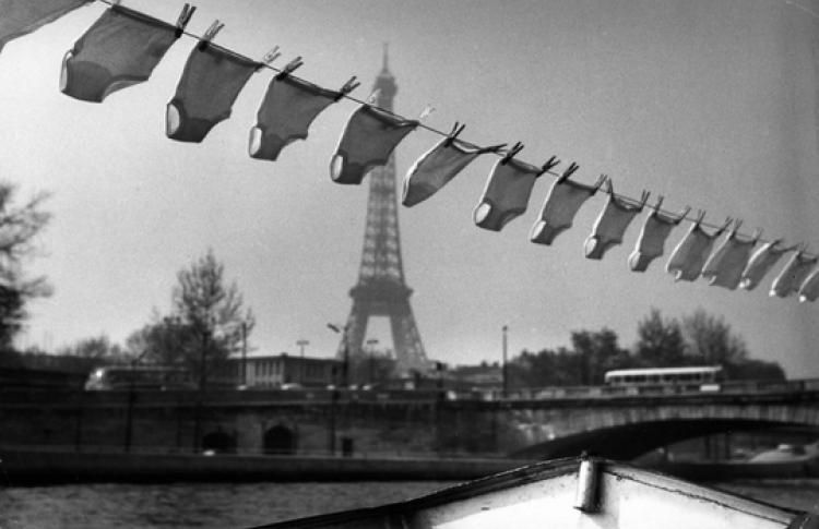 Париж 30-50 годов в фотографиях