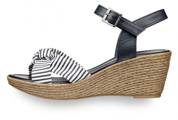 Дизайнеры Tamaris создали обувь встиле ретро - Фото №1