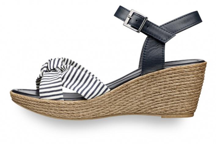 Дизайнеры Tamaris создали обувь встиле ретро