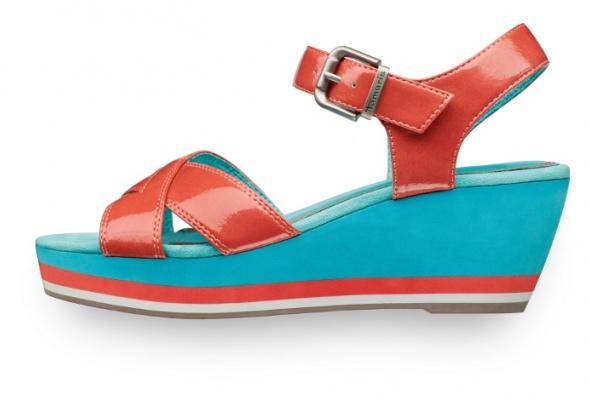 Дизайнеры Tamaris создали обувь встиле ретро - Фото №2
