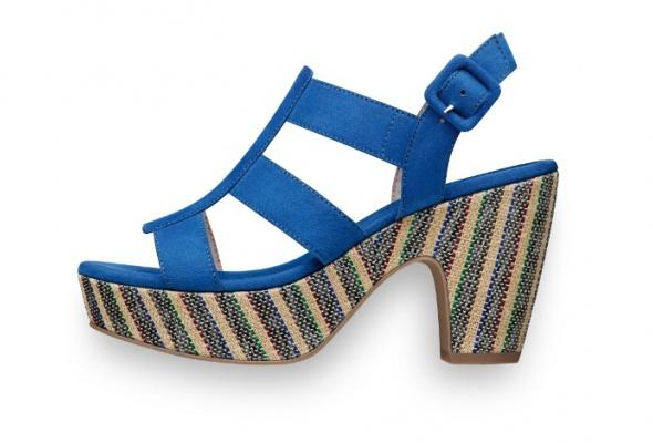 Дизайнеры Tamaris создали обувь встиле ретро - Фото №3